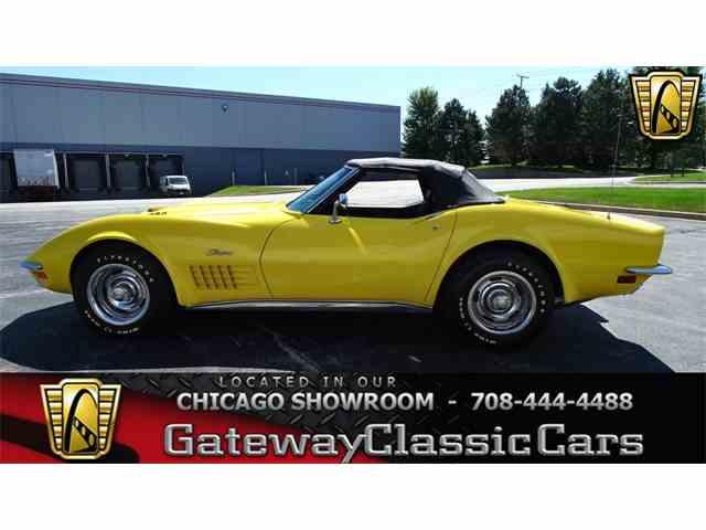 1970 Chevrolet Corvette | 1004055