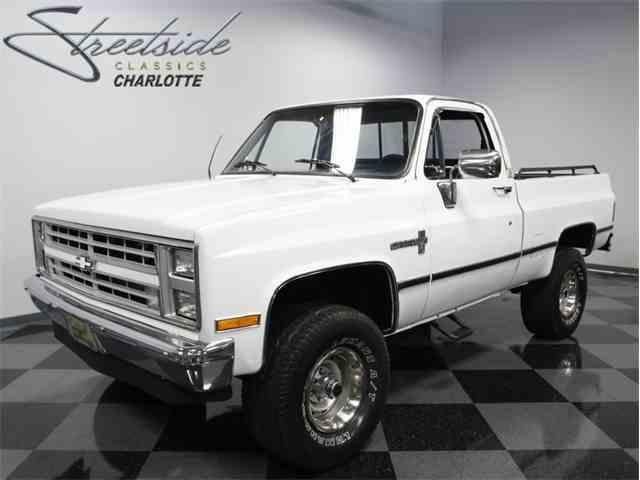 1985 Chevrolet K-10 | 1004057