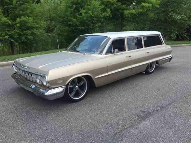 1963 Chevrolet Bel Air Wagon | 1004065