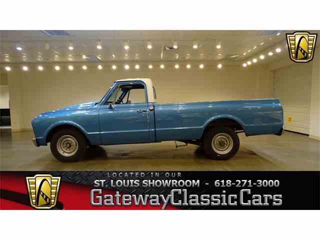 1967 Chevrolet C/K 20   1004068
