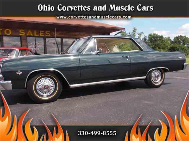 1965 Chevrolet Malibu | 1004070