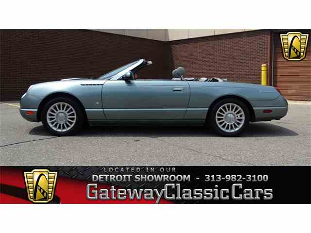 2004 Ford Thunderbird | 1004072