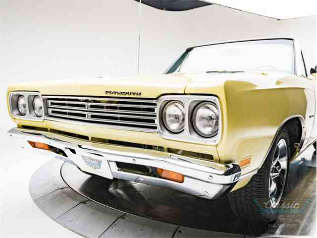 1969 Plymouth Satellite | 1004080