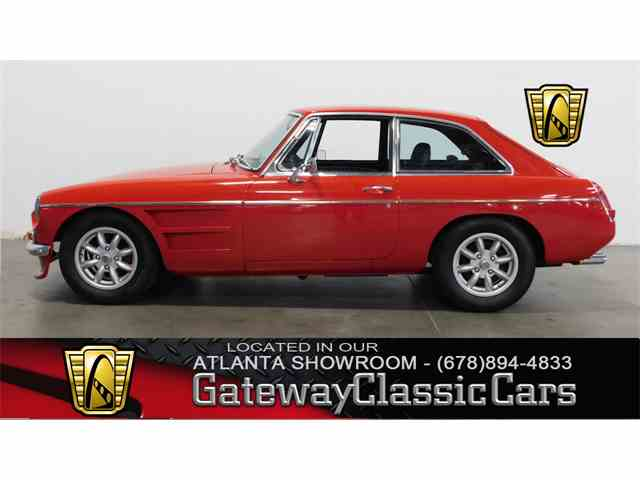 1972 MG MGB | 1004092
