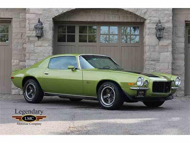 1971 Chevrolet Camaro | 1004093