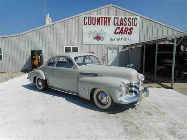 1941 Cadillac Series 62 | 1004100