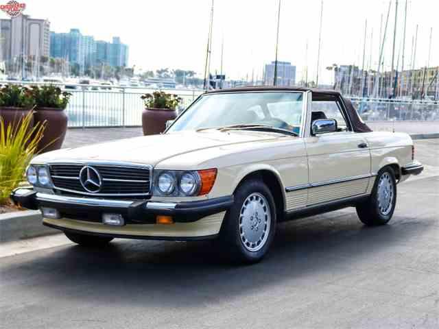 1986 Mercedes-Benz 560 | 1004107