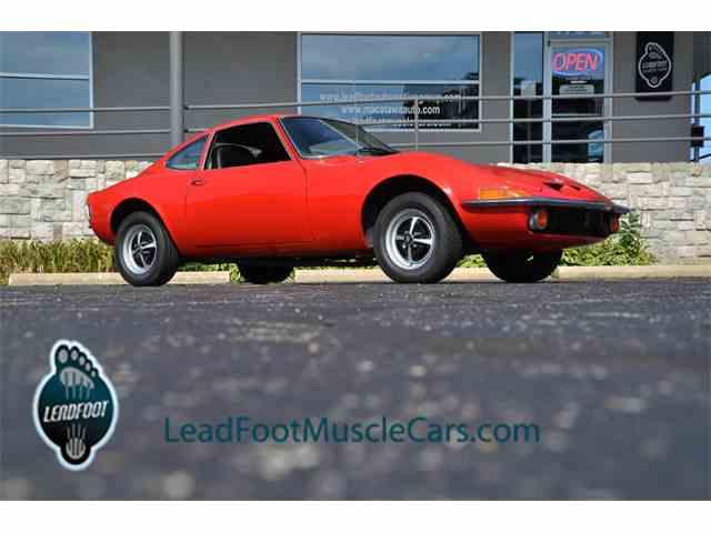 1973 Opel GT | 1004112