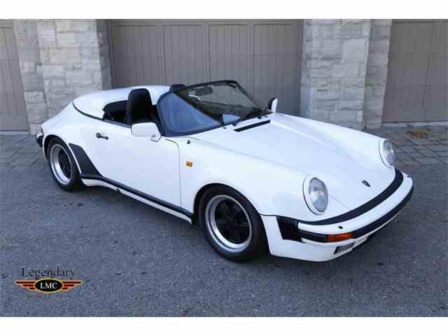 1989 Porsche 911 Speedster | 1004117