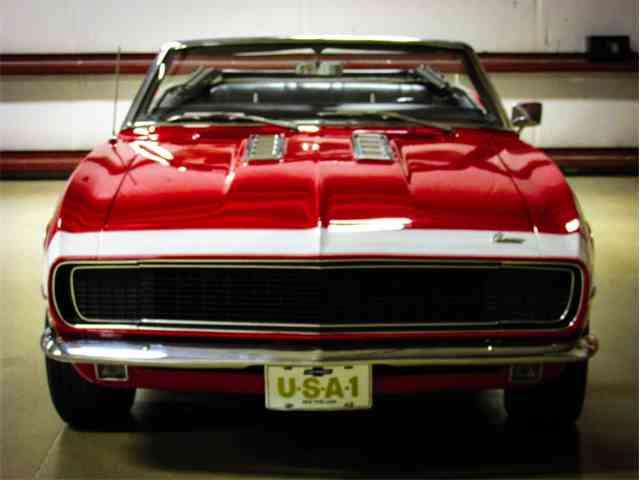 1968 Chevrolet Camaro SS   1004122