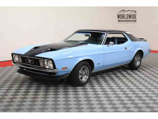 1973 Ford Mustang | 1004125