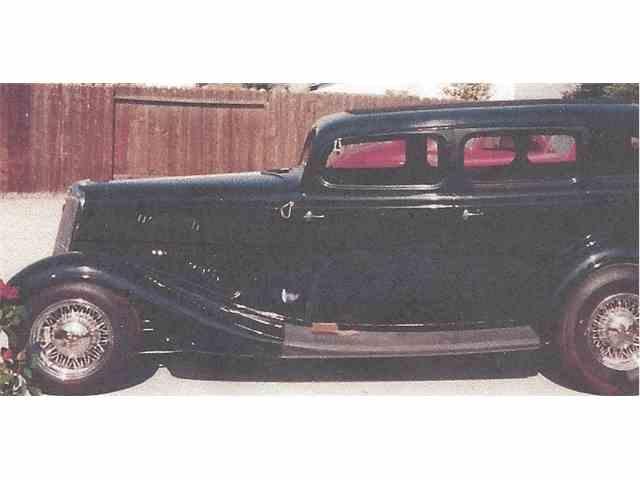 1934 Ford Deluxe 4 Door | 1000413