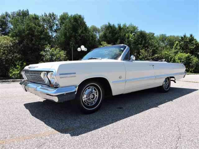 1963 Chevrolet Impala | 1004142