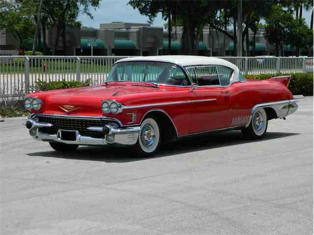 1958 Cadillac Eldorado | 1004149