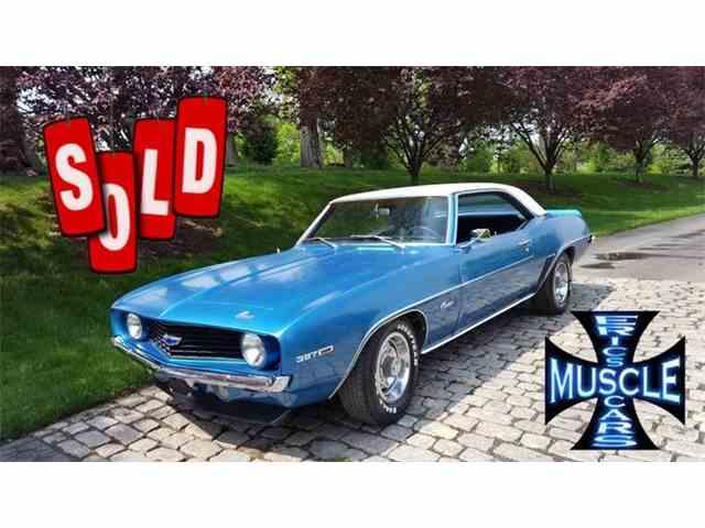 1969 Chevrolet Camaro | 1004150