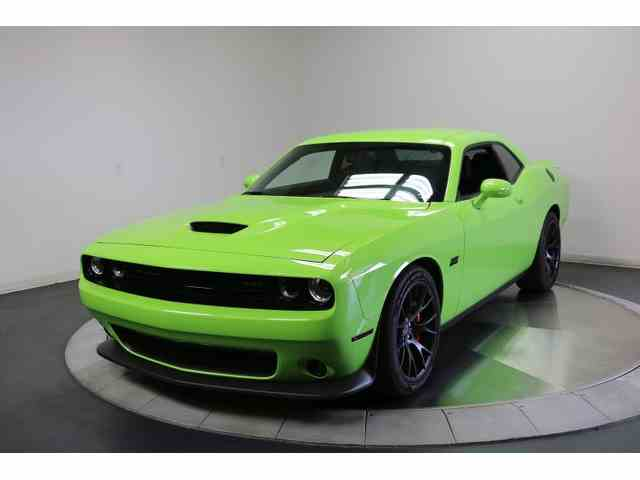 2015 Dodge Challenger   1004151