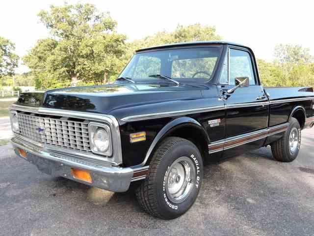 1971 Chevrolet Cheyenne | 1004161