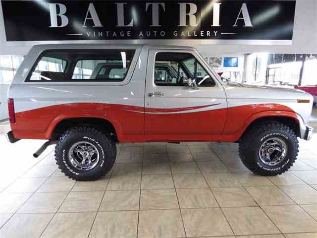 1986 Ford Bronco | 1004171