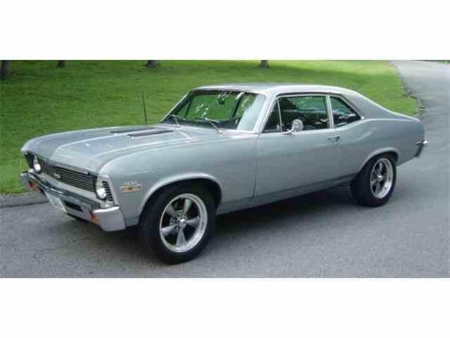 1972 Chevrolet Nova   1004181