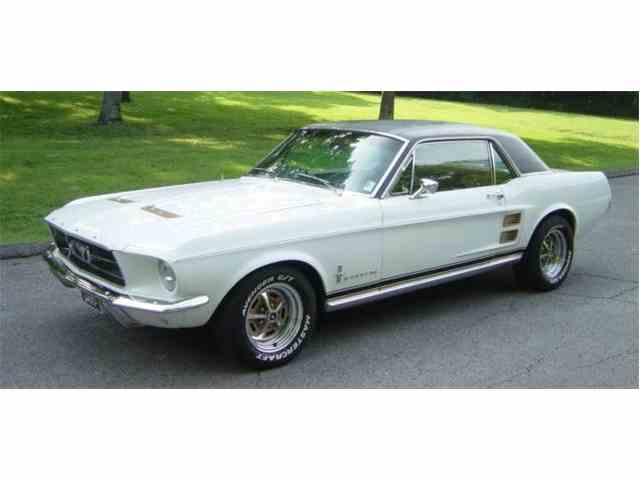 1967 Ford Mustang | 1004185