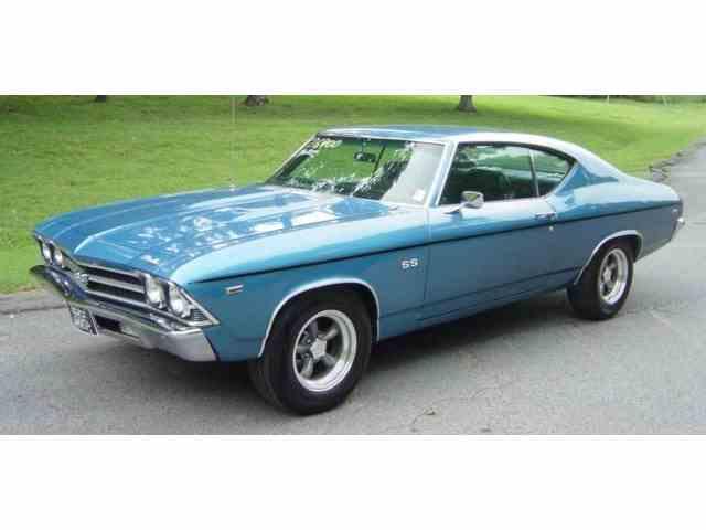 1969 Chevrolet Chevelle | 1004188