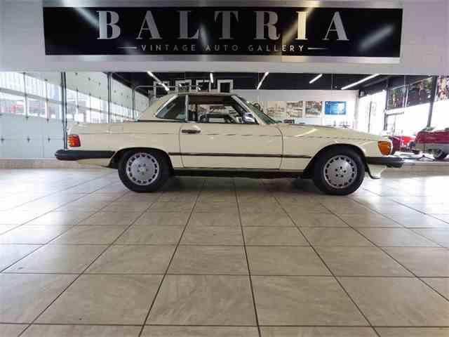 1986 Mercedes-Benz 560 | 1004193