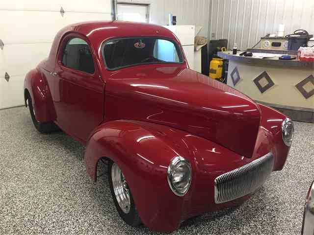 1941 Willys Coupe | 1000421