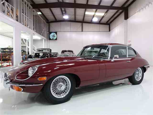 Picture of '70 E-Type Series II 4.2L - LIUX