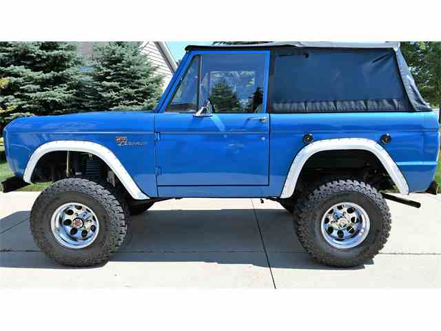 Picture of 1976 Bronco - $29,000.00 - LFXI