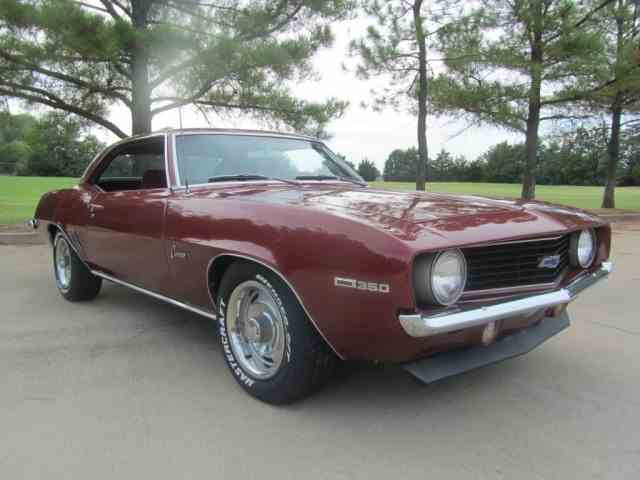 1969 Chevrolet Camaro | 1004223