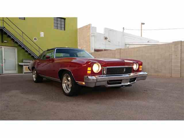 1973 Chevrolet Monte Carlo | 1004228
