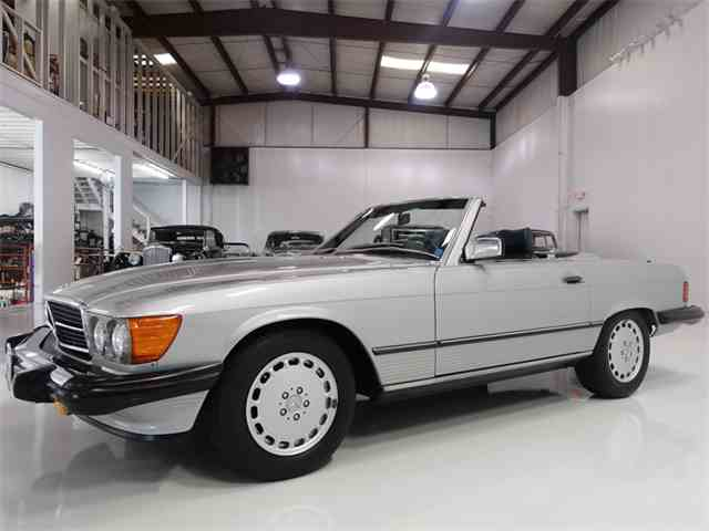 1987 Mercedes-Benz 560SL | 1004243