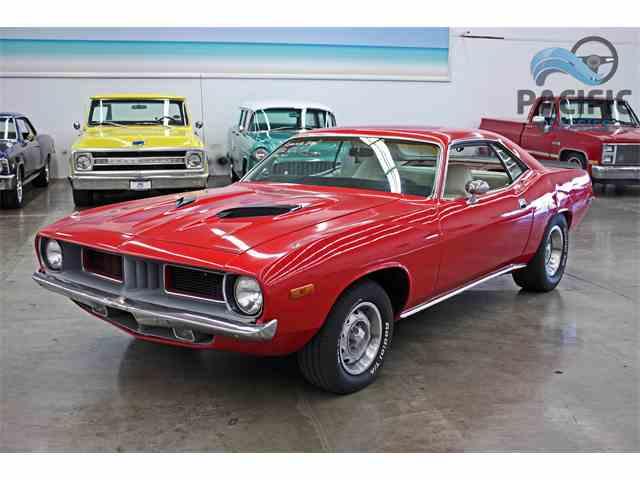 1972 Plymouth Cuda | 1004247
