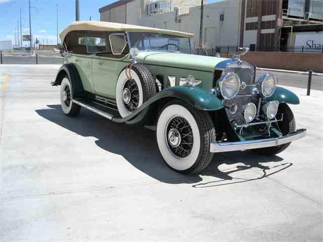 1931 Cadillac Fleetwood | 1004268