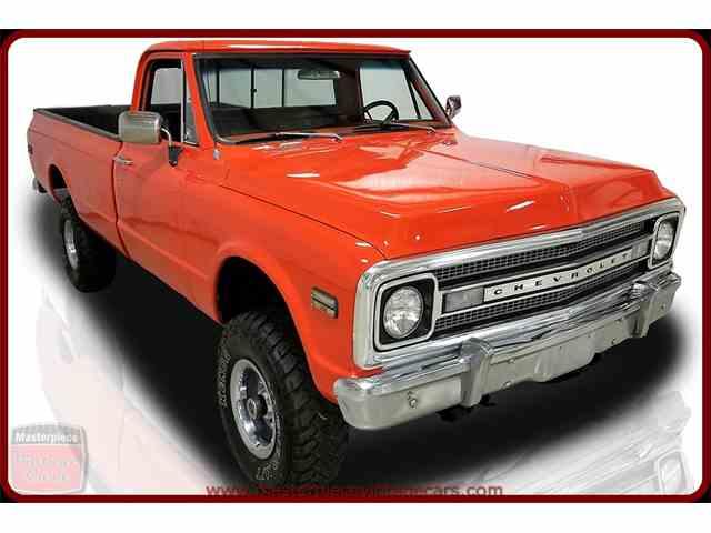 1970 Chevrolet C/K 10 | 1004269