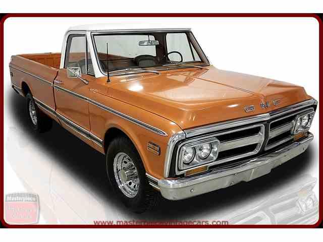 1971 GMC 2500 | 1004270