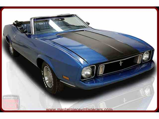 1973 Ford Mustang | 1004271