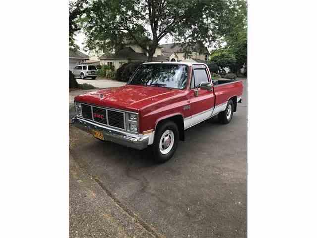 1987 GMC Sierra | 1004272