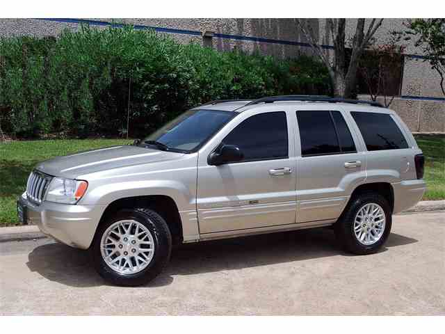 2004 Jeep Grand Cherokee | 1004275
