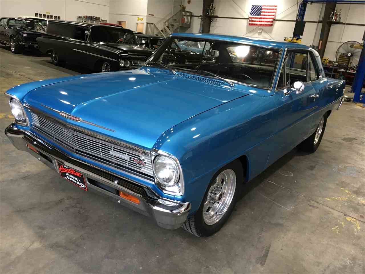 1966 chevrolet chevy ii nova ss for sale cc 1004276. Black Bedroom Furniture Sets. Home Design Ideas
