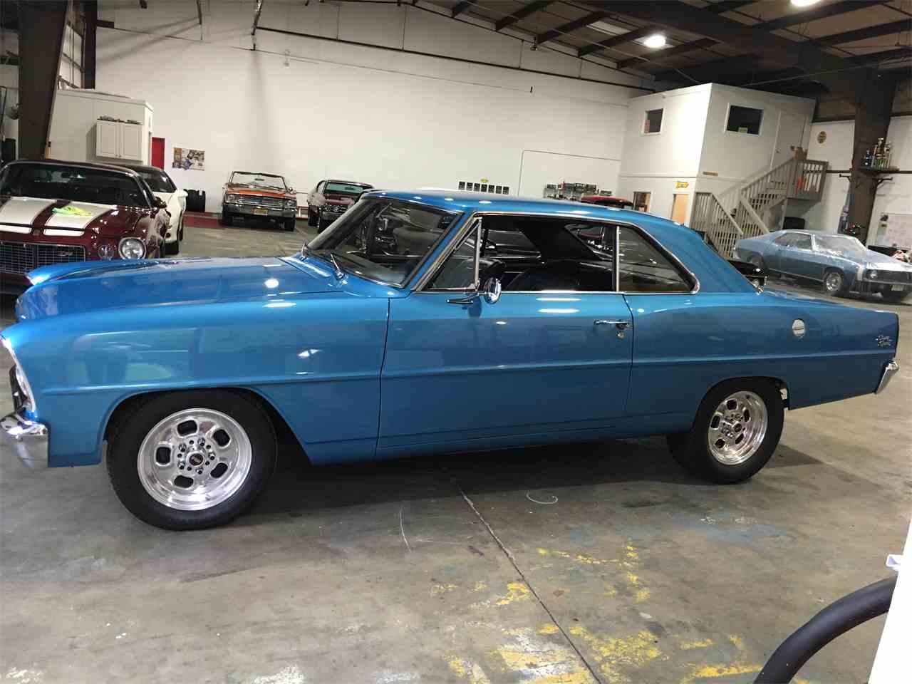 1966 Chevrolet Nova Ss For Sale Chevy Ii Classiccarscom