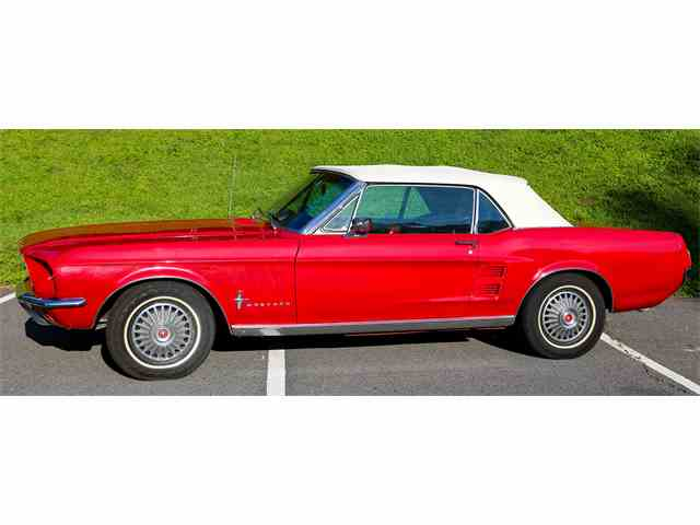 1967 Ford Mustang   1004285