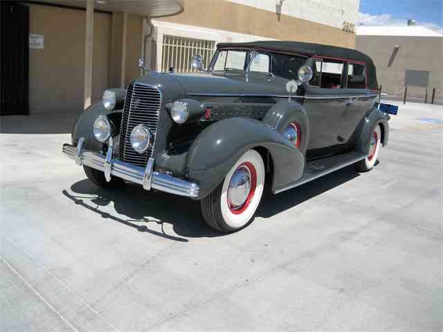 1936 Cadillac Series 75 | 1004286