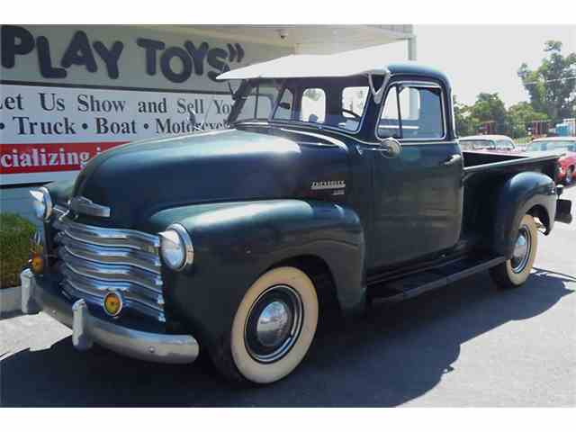 1951 Chevrolet 3100   1004288