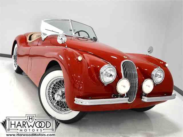 1953 Jaguar XK120 | 1000429