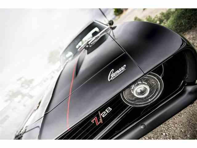 1969 Chevrolet Camaro Z28 | 1004292