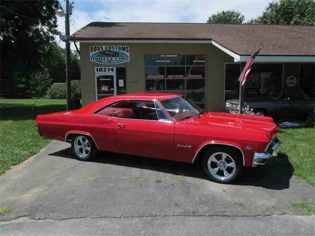 Chevrolet Impala Ss For Sale On Classiccars Com Available