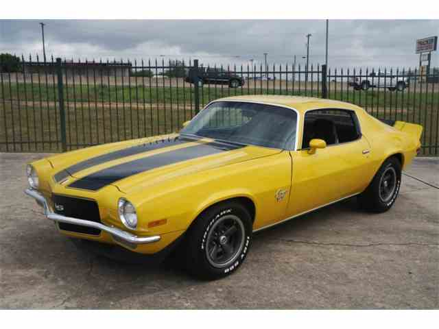 1971 Chevrolet Camaro | 1004325