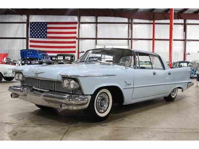 1958 Chrysler Imperial   1004327