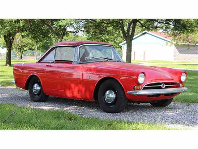 1965 Sunbeam Tiger | 1004329